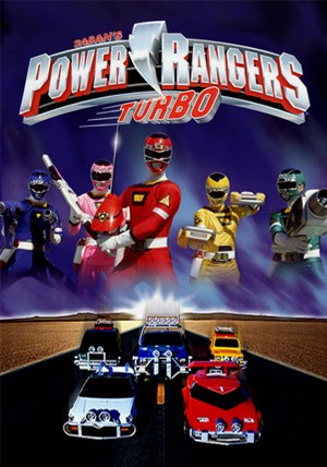 1996 - Power Rangers Turbo