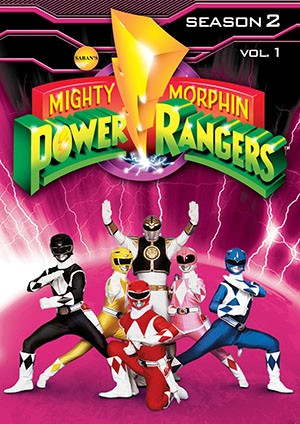 Mighty Morphin Power Rangers - Phan 2