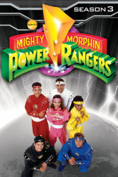 Mighty Morphin Power Rangers - Phan 3