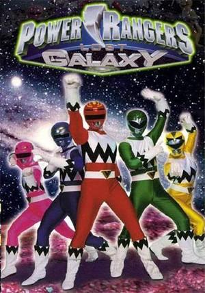 Power Ranger Lost Galaxy Thumb