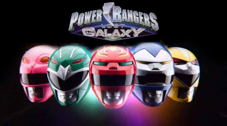 Power Ranger Lost Galaxy