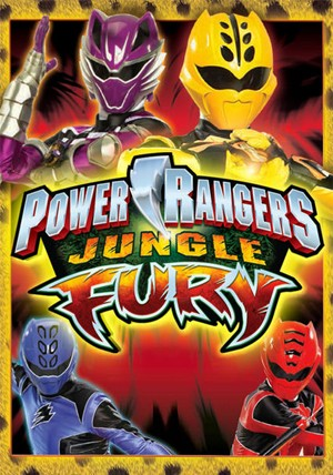 Siêu nhân rừng xanh - Power Rangers Jungle Fury
