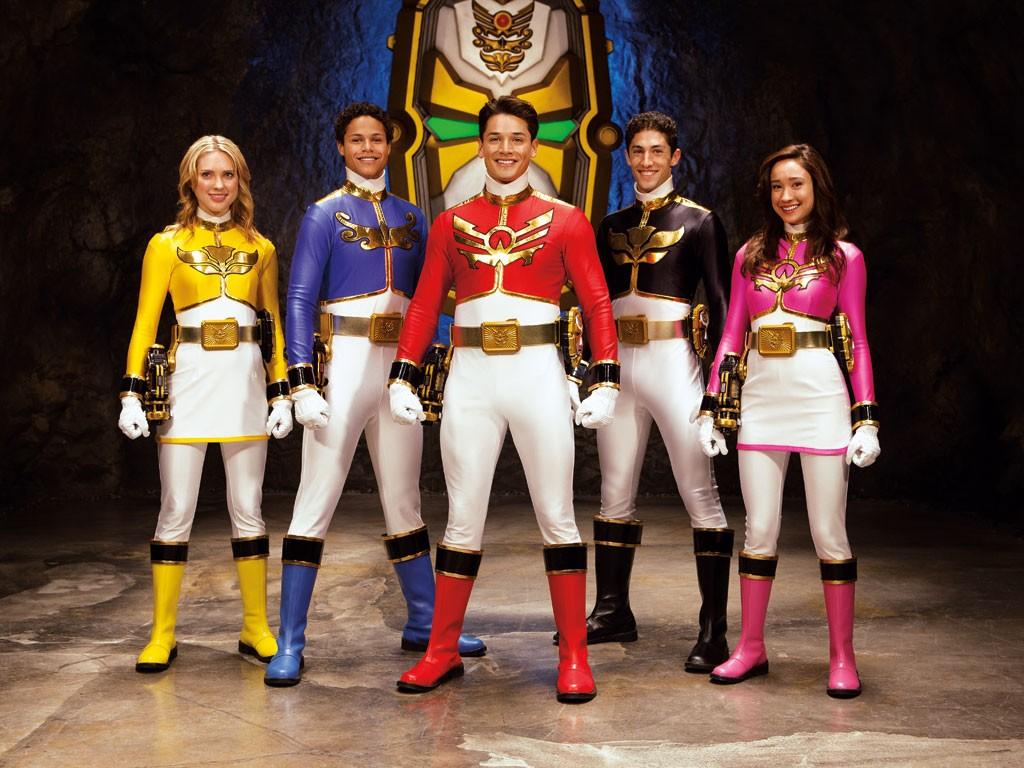 Siêu nhân Power Rangers Megaforce