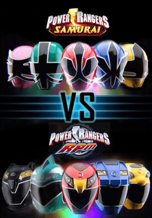 Power Rangers Samurai - Clash of the Red Rangers Thumb