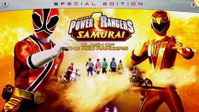 Power Rangers Samurai - Clash of the Red Rangers