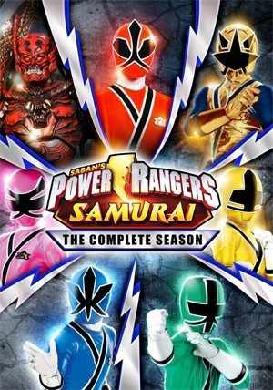 Siêu nhân Power Rangers Samurai
