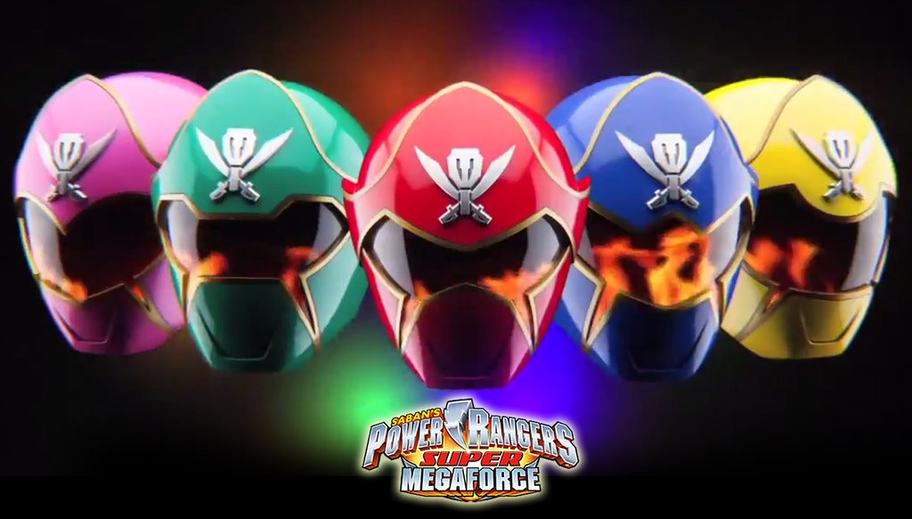 Siêu nhân Power Rangers Super Megaforce