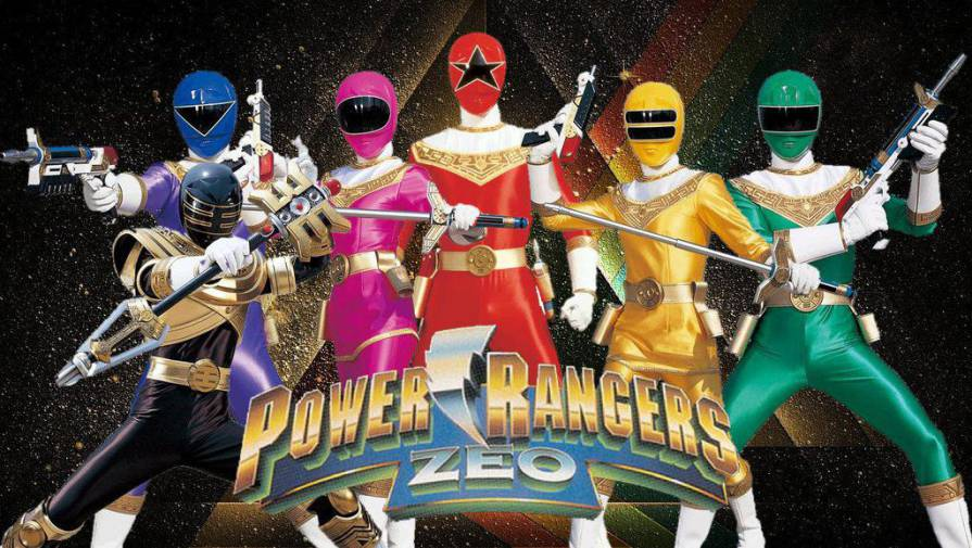 Power Rangers Zeo-1