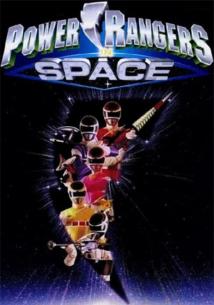 Power Rangers in Space Thumb