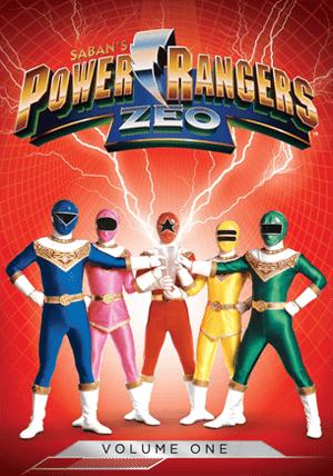Sieu Nhan Power Rangers Zeo