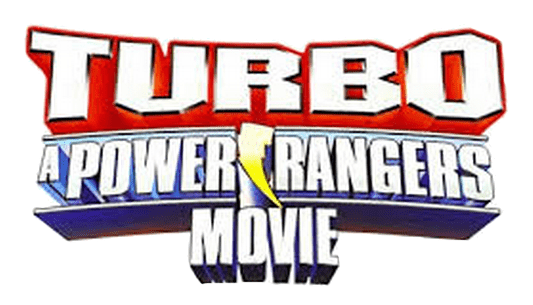 Turbo A Power Rangers Movie logo