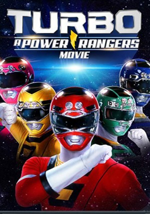 Turbo A Power Rangers The Movie