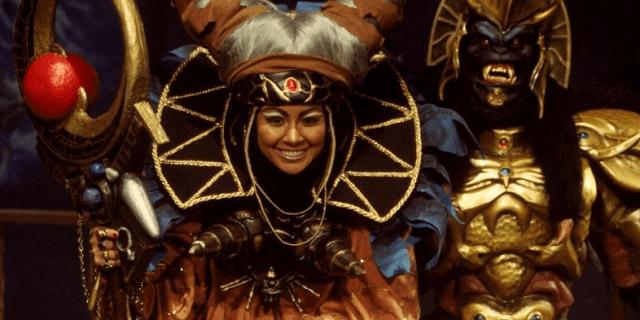 Mighty Morphin Power Rangers - Rita
