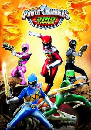 Siêu nhân Power Rangers Dino Charge