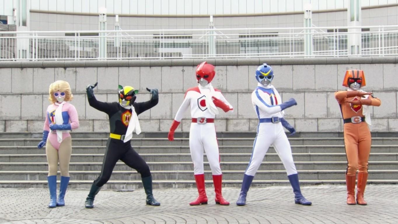 Battle Fever J - Chiến Đội Vũ Công