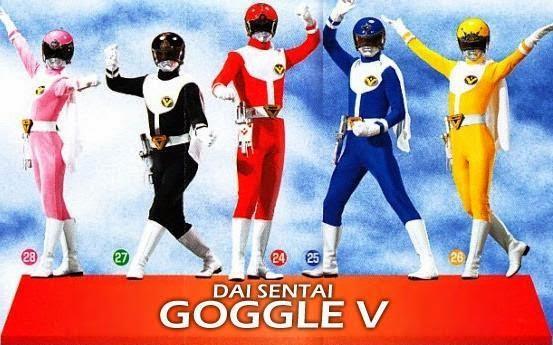 Dai Sentai Goggle V - The movie