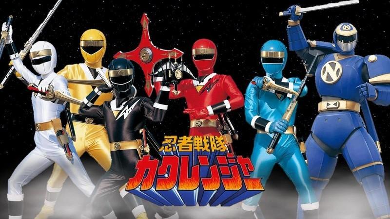 Ninja Sentai Kakuranger - Chiến đội Nhẫn giả Kakuranger