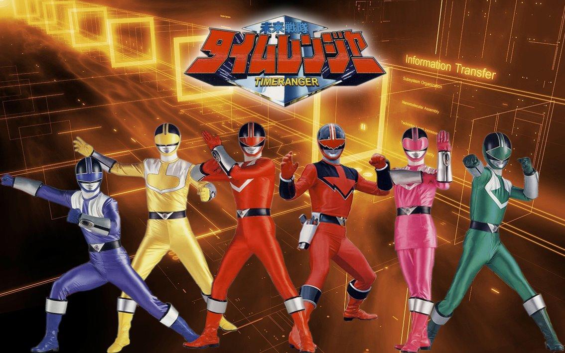 Mirai Sentai Timeranger - Chiến đội Tương lai Timeranger