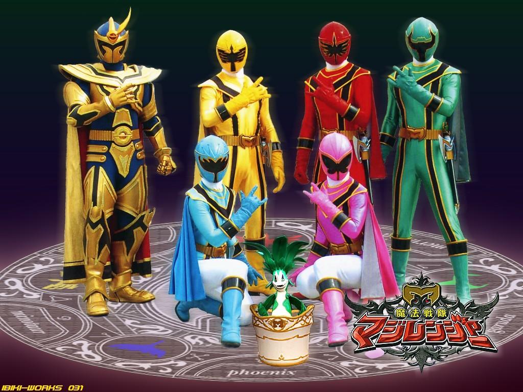 Mahou Sentai Magiranger The Movie Pengantin di Infershia