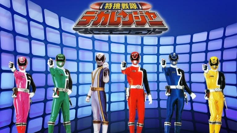 Tokusou Sentai Dekaranger - Chiến đội Đặc nhiệm Dekaranger