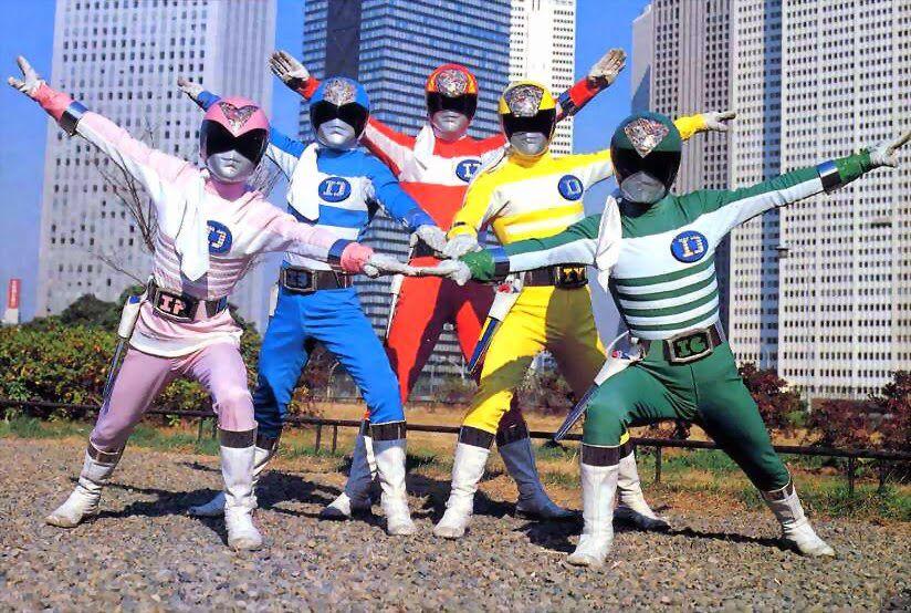 Denshi Sentai Denziman - Chiến đội Điện Tử Denzimen