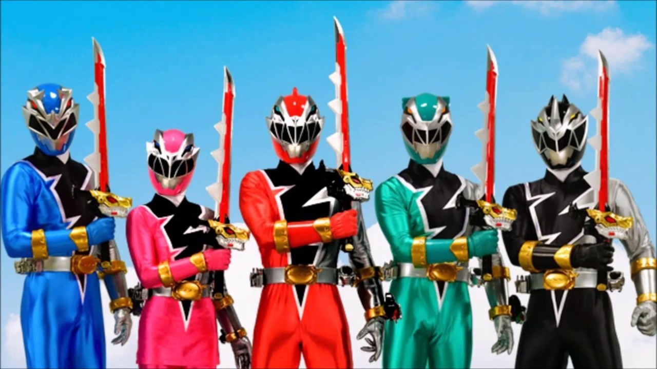 Kishiryu Sentai Ryuusouger - Chiến đội Kị sỹ long Ryusoulger