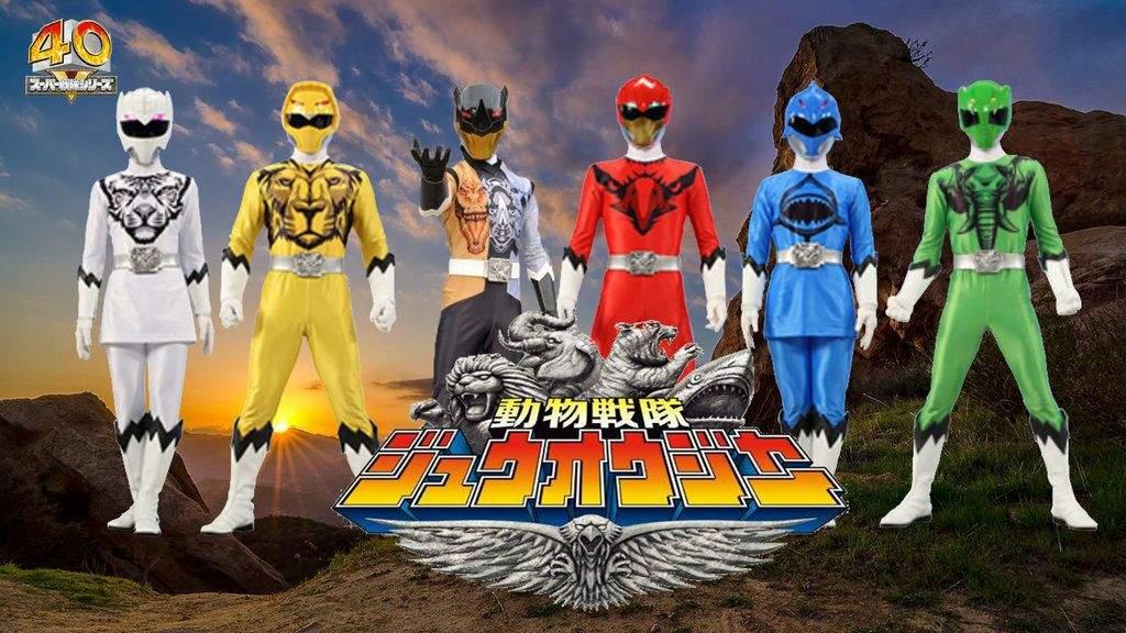 Doubutsu Sentai Zyuohger - Chiến đội Động vật Zyuohger