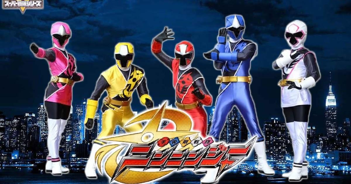 Shuriken Sentai Ninninger - Chiến Đội Thủ lý kiếm Ninninger