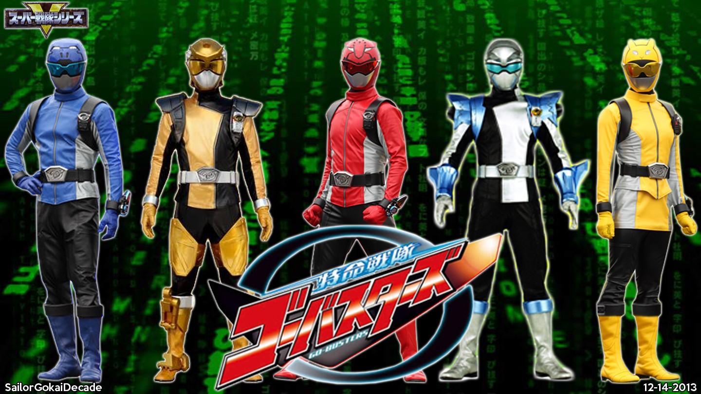 Tokumei Sentai Go-Busters - Chiến đội Đặc mệnh Go-Busters