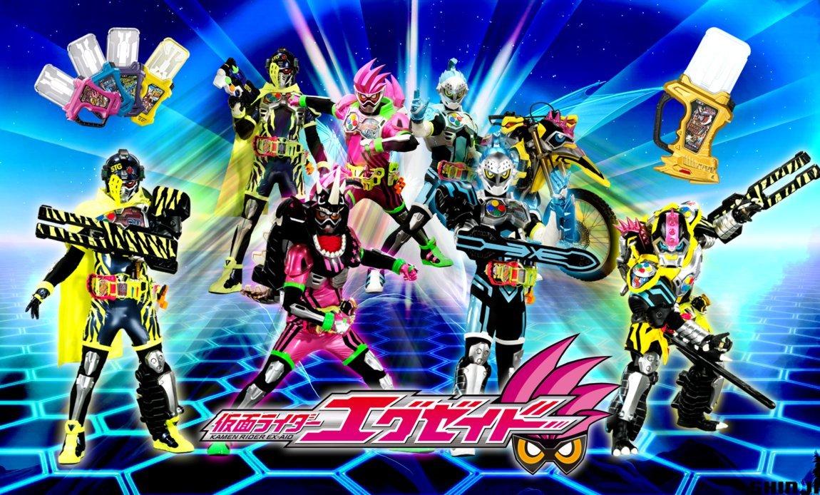 Kamen Rider Ex-Aid