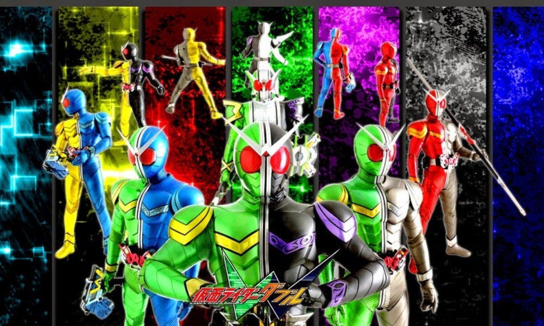 Kamen Rider W (Double)