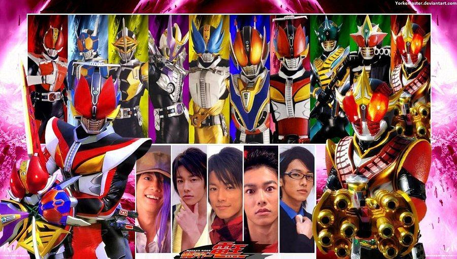 2008 - Kamen Rider Den-O Final Countdown
