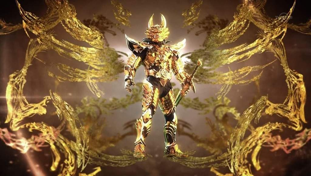 2015 - Garo - Ma Giới Kỵ Sĩ [Phần 5] - Gold Storm Shou