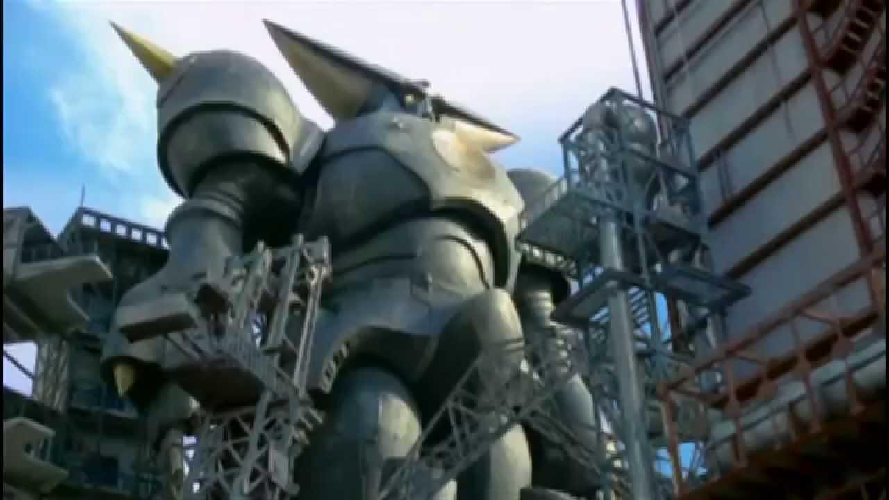 Giant Robot Mikazuki - Người máy giáp sắt Mikazuki