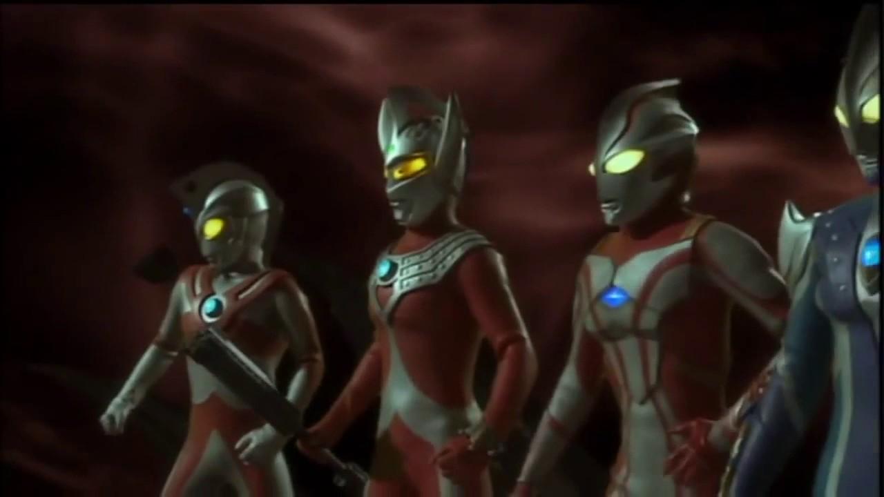 2006 - Ultraman Mebius